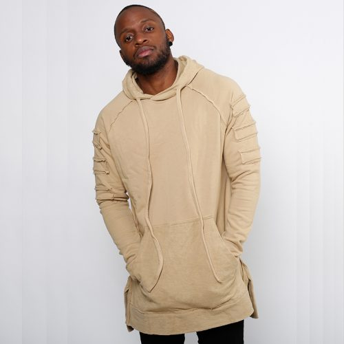 Mens Prestige Long Sweater