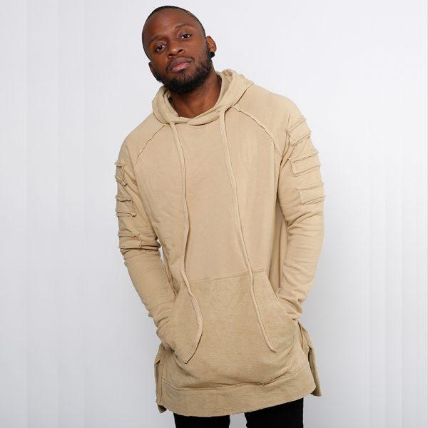 Mens Prestige Long Sweater