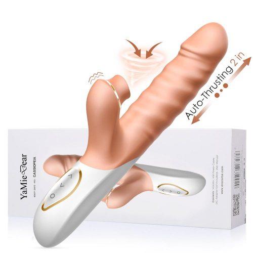 womens thrusting dildo vibrator