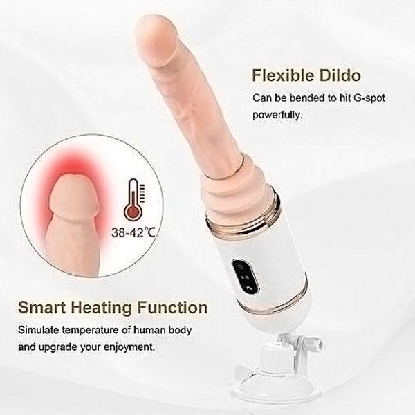 womens sex machine dildo