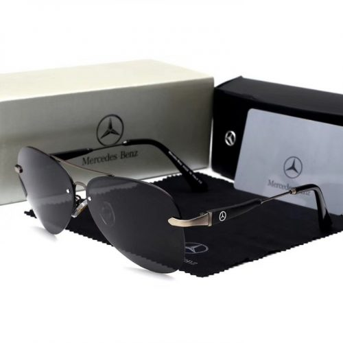 Mercedes Frameless Sunglasses