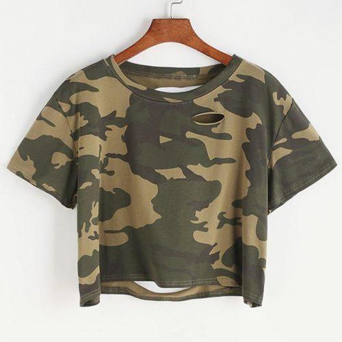 Womens Gym T shirts