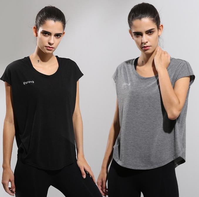 Womens Gym Yoga Vests