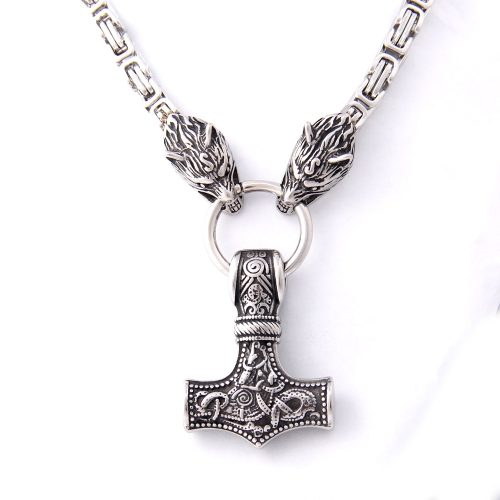 Mens Viking Necklace