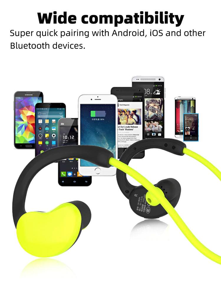 Sports Headphones 32GB Bluetooth